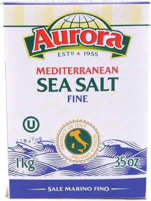AURORA BOUILLON CUBES OR SEA SALT