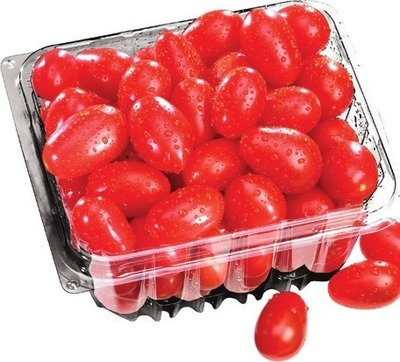 GRAPE TOMATOES 283 G PRODUCT OF ONTARIO MINI SWEET PEPPERS 227 G PRODUCT OF ONTARIO