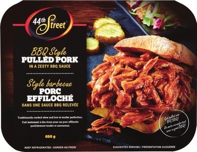 44TH STREET PULLED PORK OR SOUTHERN STYLE TURKEY BREAST