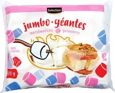 SELECTION JUMBO MARSHMALLOWS 700 G OR WELCH'S OR MOTT'S FRUITSATIONS ICE POPS