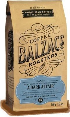 BALZACS WHOLE BEAN COFFEE