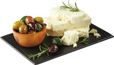 KRINOS GREEK FETA IMPORTED, DELI SERVED OR DELI OLIVE BAR 9.03/LB