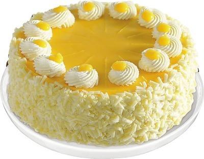 FRONT STREET BAKERY LEMON MOUSSE CAKE