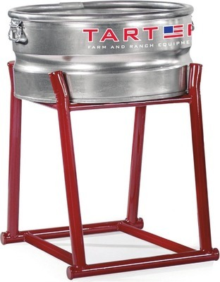 Get Tarter Canning Tank with Spigot - Galvanized - GCT21S with