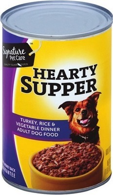 Get Signature Pet Care™ Dog Food with $10 0 in Houston | Flipp