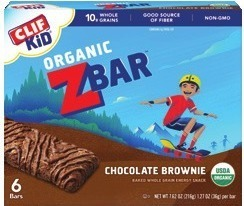 Get CLIF Kid ZBAR Protein Bars 6 Pack with $3 98 in Austin