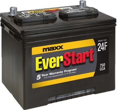 Get EverStart™ Maxx 24F Battery with $93 76 in Houston | Flipp