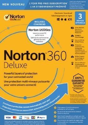 Get Norton 360 Deluxe + Utilities for $39 99 in Armstrong