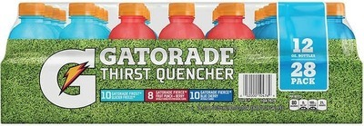 c1a721986e69c Get Gatorade Thirst Quencher, Variety Pack, 12 fl oz, 28-count with ...