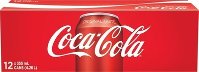 COCA-COLA SOFT DRINKS OR NESTEA ICED TEA
