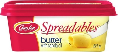 GAY LEA SPREADABLES BUTTER