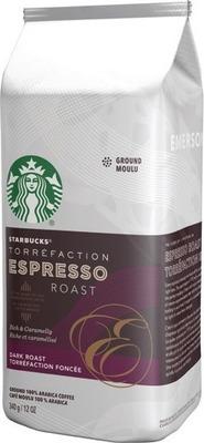 STARBUCKS GROUND OR BEAN COFFEE