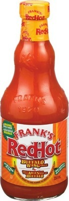 FRANK'S REDHOT SAUCE