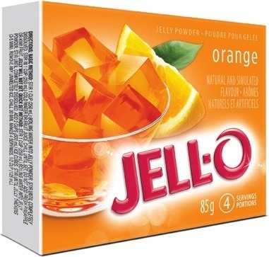 JELL-O JELLY POWDER