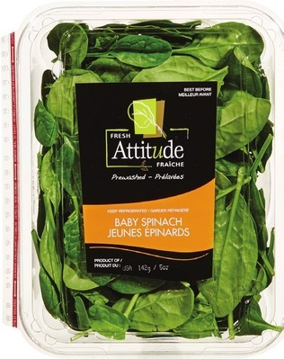 ATTITUDE SALADS 128 - 142 G, SWEET CORN 4 PK, CANADA NO. 1 GRADE FRESH PEAS 400 G, GOLDENBERRIES 200 G
