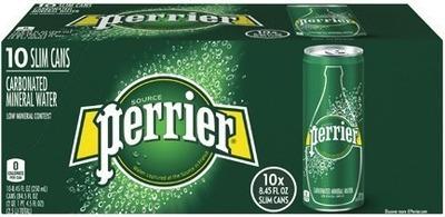 Buy Perrier Sparkling 10 Pack, 8 45 oz , San Pellegrino