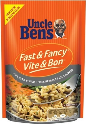 UNCLE BEN'S FAST & FANCY INSTANT RICE, KNORR SIDEKICKS OR KRAFT DINNER