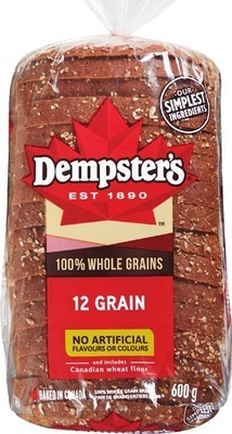 "DEMPSTER'S GRAIN BREADS OR VILLAGGIO BREAD OR BUNS OR DEMPSTER'S 7"" TORTILLAS"