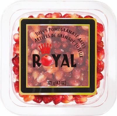 ROYAL POMEGRANATE ARILS