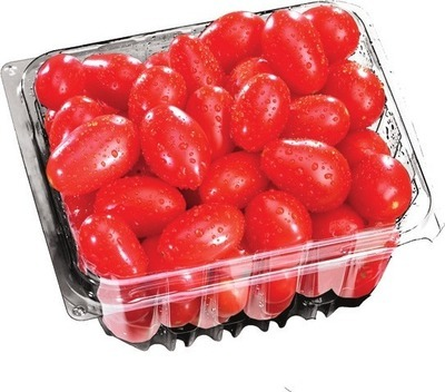 HOTHOUSE GRAPE TOMATOES 283 G FRESH PEAS 400 G