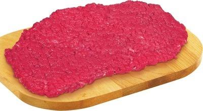 RED GRILL BONELESS TENDERIZED HIP STEAK OR BREADED BEEF CUTLETS VALUE PACK