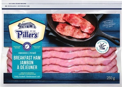 PILLER'S BREAKFAST BACON
