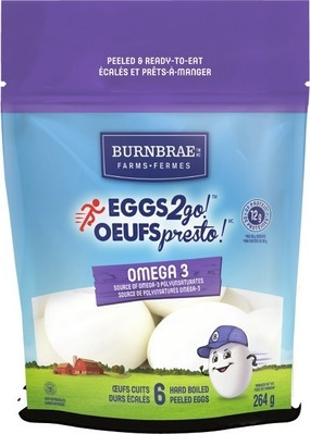 BURNBRAE EGGS2GO!
