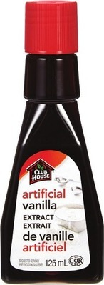 CLUB HOUSE IMITATION VANILLA EXTRACT