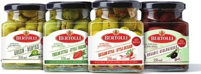 BERTOLLI TABLE OLIVES