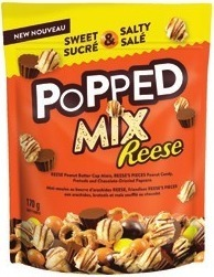 HERSHEY'S POPPED MIX OR CRUNCHERS