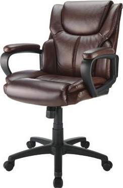 Astounding Brenton Studio Mayhart Mid Back Chair A 89 99 Chez Office Alphanode Cool Chair Designs And Ideas Alphanodeonline