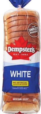 DEMPSTER'S WHITE OR 100% WHOLE WHEAT BREAD, RUDOLPH'S BREAD, D'ITALIANO BUNS OR SELECTION ENGLISH MUFFINS