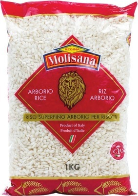MOLISANA ARBORIO RICE OR COLAVITA BALSAMIC VINEGAR
