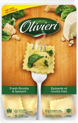 OLIVIERI FRESH STUFFED PASTA OR SKILLET GNOCCHI