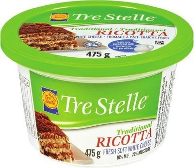TRE STELLE RICOTTA CHEESE