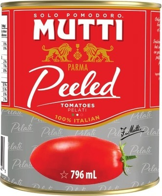 MUTTI ITALIAN TOMATOES OR PASSATA