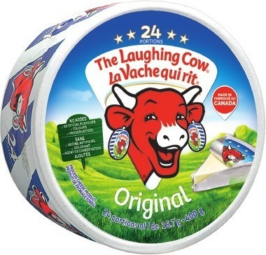 BABYBEL 240 - 300 G OR THE LAUGHING COW CHEESE 400 G
