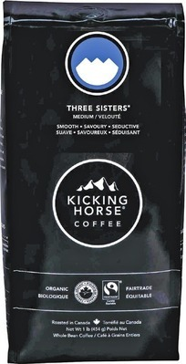 KICKING HORSE ORGANIC COFFEE BEANS