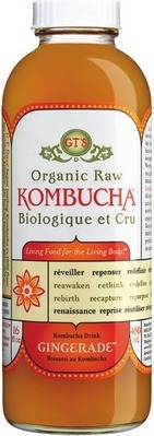 GT'S KOMBUCHA, PERFECT BAR OR STATION COLD BREW COFFEE