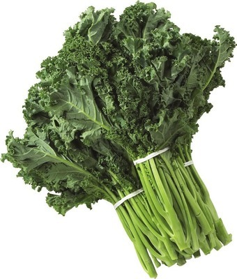 GREEN OR RED KALE