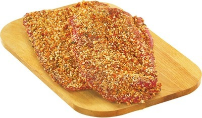 RED GRILL TENDERIZED BREADED BEEF CUTLETS VALUE PACK