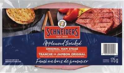 SCHNEIDERS HAM STEAK