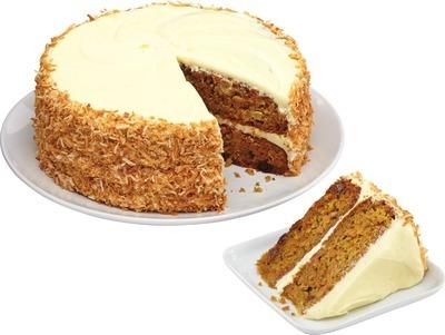 FRONT STREET BAKERY CARROT CAKE