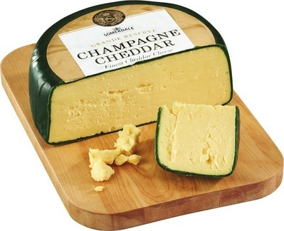SOMERDALE CHAMPAGNE CHEDDAR CHEESE