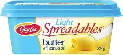 GAY LEA SPREADABLE BUTTER