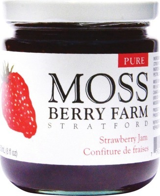 MOSS BERRY FARM JAMS