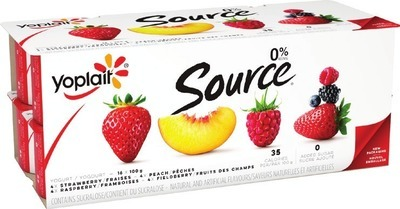 YOPLAIT SOURCE