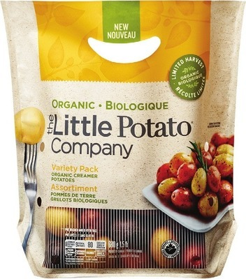 THE LITTLE POTATO COMPANY ORGANIC CREAMER POTATOES