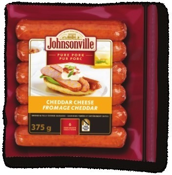 JOHNSONVILLE SMOKED SAUSAGES