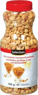 SELECTION PEANUTS